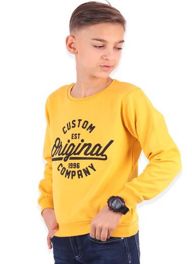 Breeze Sweatshirt Sarı